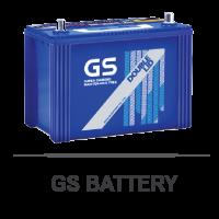 GS แบตเตอรี่รถยนต์