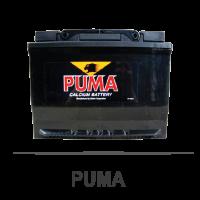 PUMA แบตเตอรี่รถยนต์