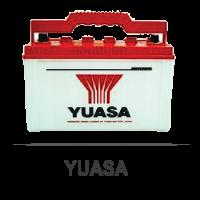 Yuasa แบตเตอรี่รถยนต์